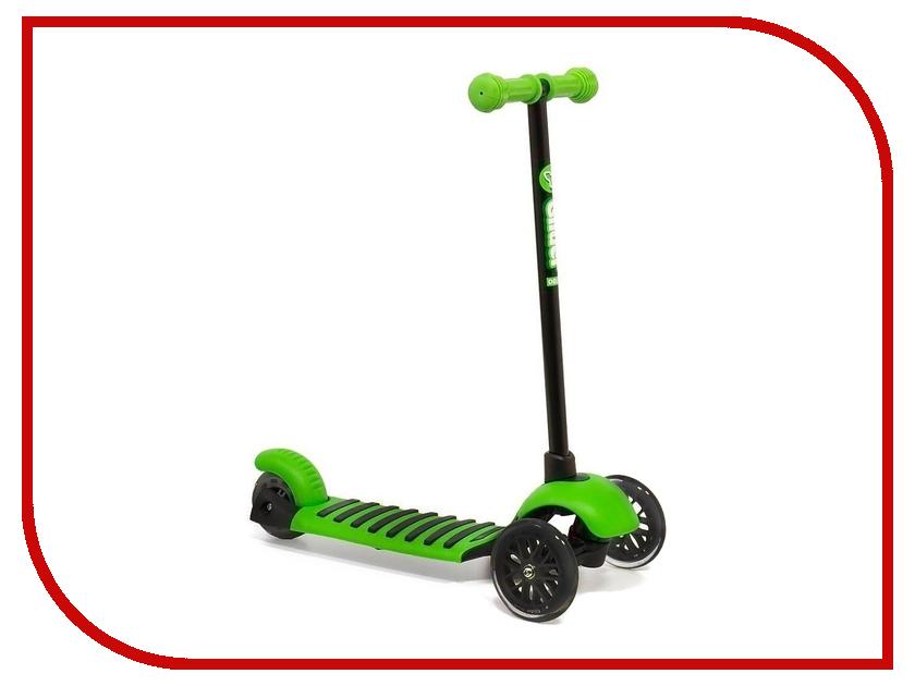 Самокат Y-BIKE Glider Mini Green y bike glider maxi xl green