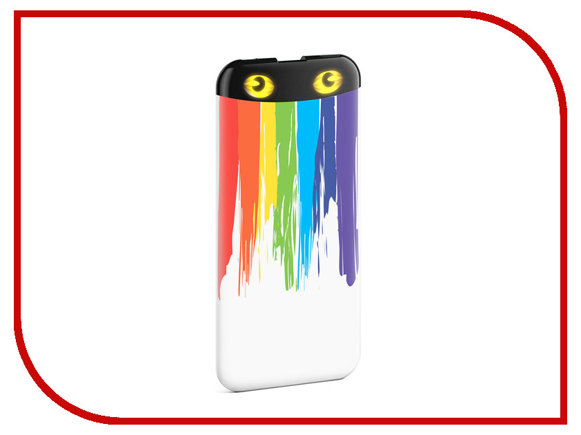 Аккумулятор HIPER Power Bank EP6600 6600mAh Colors