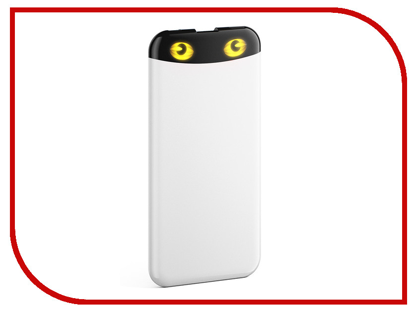 Аккумулятор HIPER Power Bank EP6600 6600mAh White