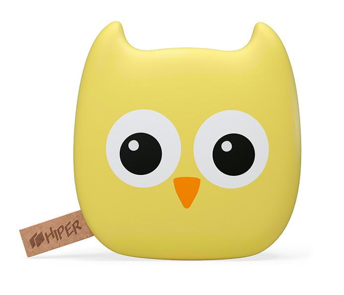 Внешний аккумулятор Hiper Power Bank ZOO 7500 Owl 7500mAh