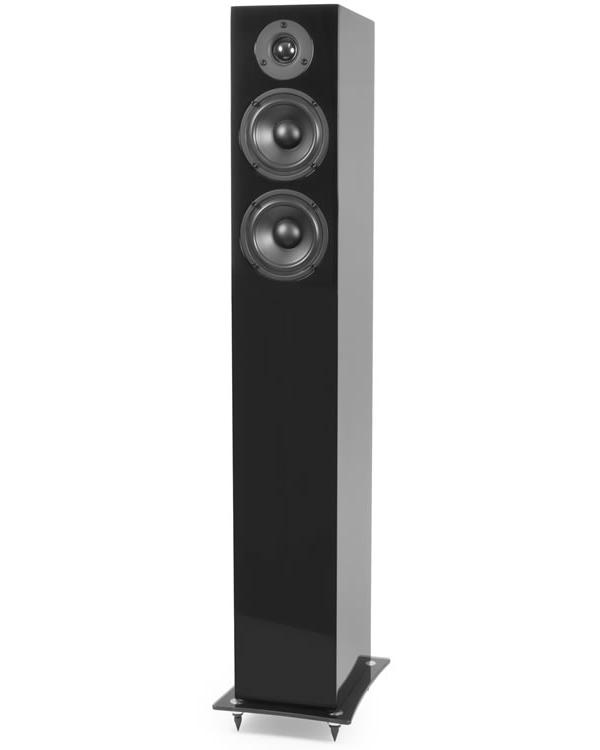 Колонки Pro-Ject АС Speaker BOX 10 Piano Black внешний цап pro ject dac box e black