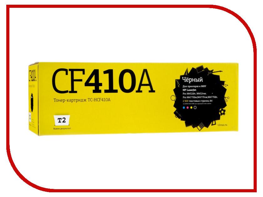 Картридж T2 TC-HCF410A Black для HP Color LaserJet Pro M377dw/M452dn/M452nw/M477fdw/M477fnw/M477fdn стойка для акустики t a ls tc black