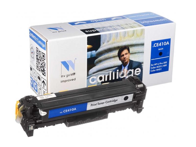 Картридж NV Print HP CE410A Black для LaserJet Color M351a/M375nw/M451dn/M451dw/M451nw/M475dn/M475dw 2200k