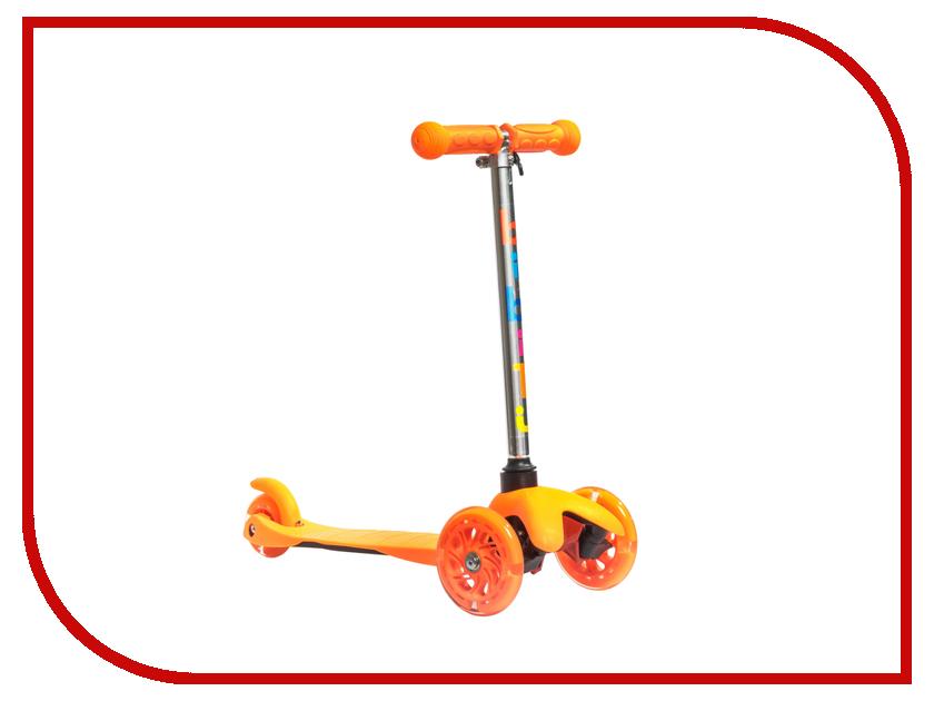 Самокат Bibitu Jay SKL-06L Orange самокат 21st scooter skl 033a