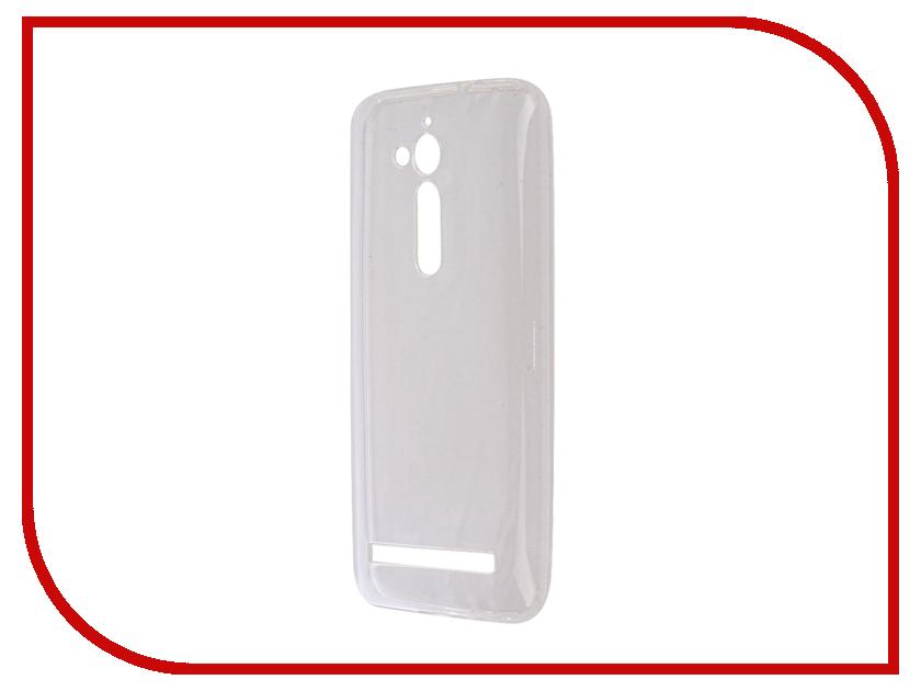 Аксессуар Чехол для ASUS Zenfone GO ZB500KL Zibelino Ultra Thin Case White ZUTC-ASU-ZB500KL-WHT все цены