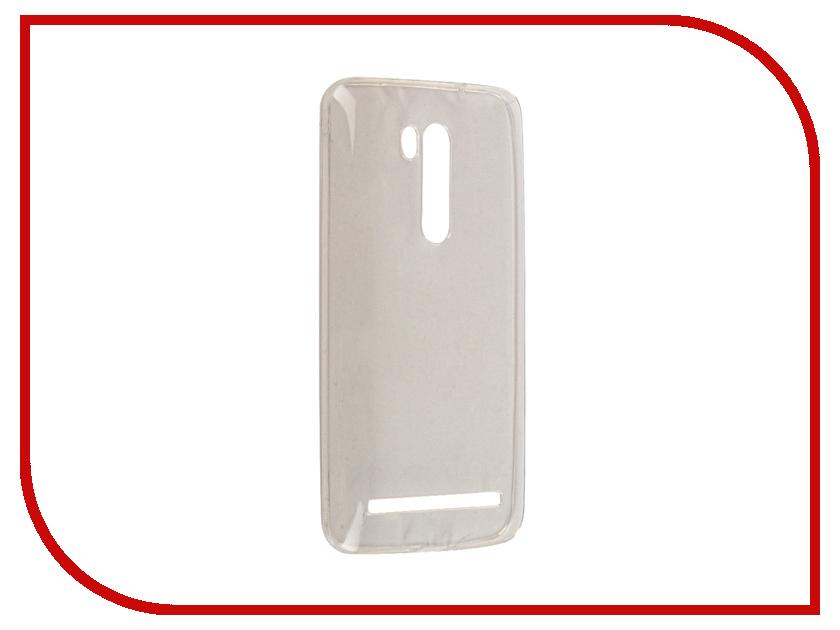 Аксессуар Чехол ASUS Zenfone Go TV ZB551KL/G550KL Zibelino Ultra Thin Case White ZUTC-ASU-G550KL-WHT аксессуар чехол asus zenfone go zb500kl zibelino ultra thin case white zutc asu zb500kl wht