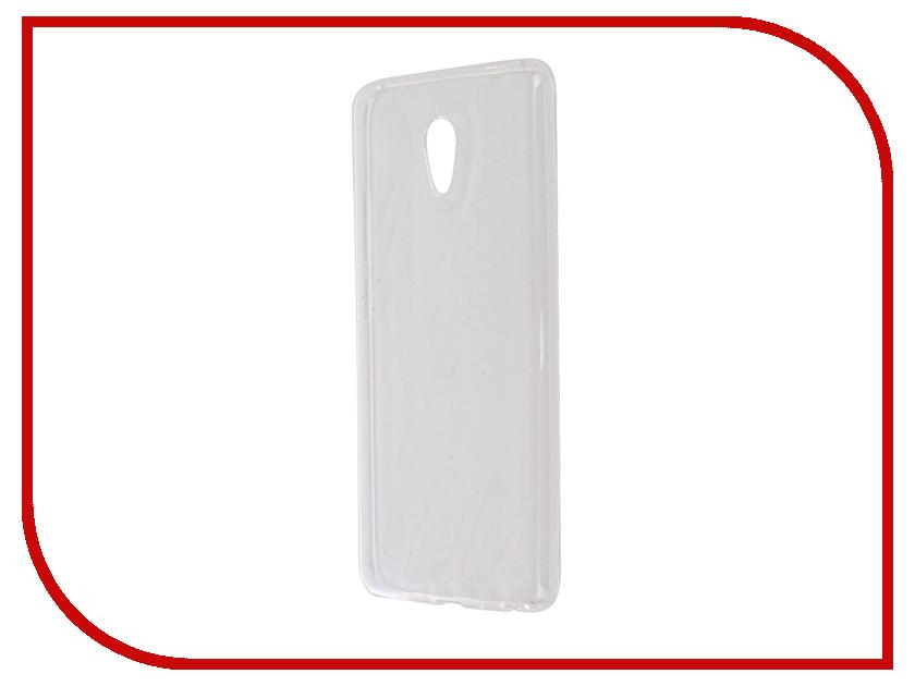 все цены на Аксессуар Чехол Meizu M5 Note Zibelino Ultra Thin Case White ZUTC-MZU-M5-NOT-WHT онлайн