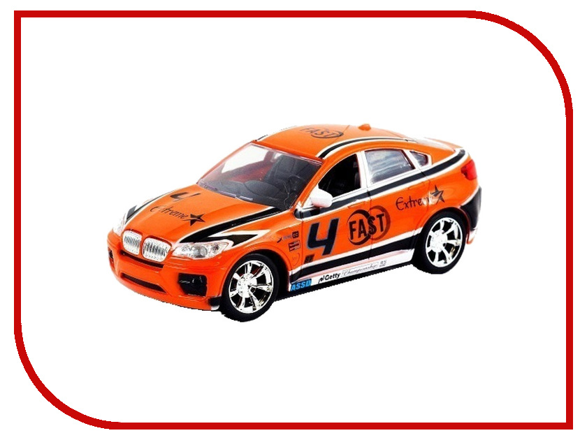 Игрушка Shenglong Racing Team Orange-White 676553