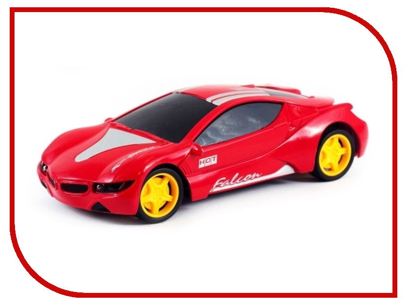 Игрушка Shenglong Super Car Power White-Red-Blue 715796