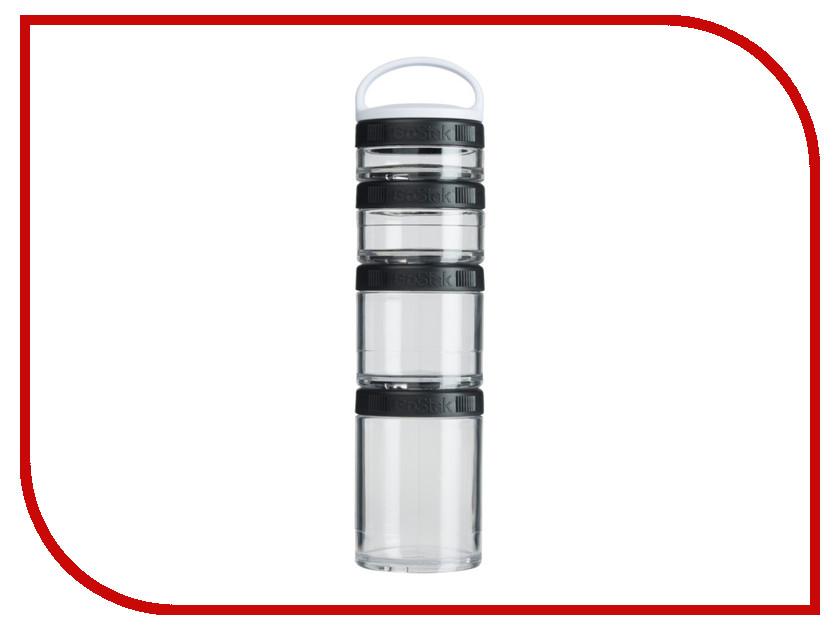 Набор контейнеров BlenderBottle GoStak Starter Black BB-STAR-BLCK