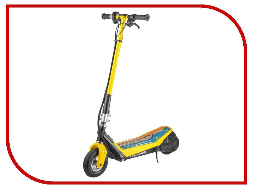 Электросамокат EHO Yellow Х84300