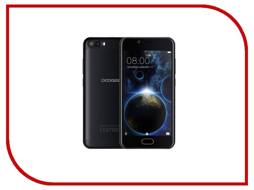 Сотовый телефон DOOGEE Shoot 2 Black стоимость