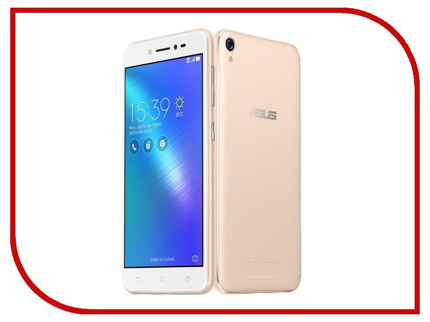 Сотовый телефон ASUS Zenfone Live ZB501KL 32Gb Gold сотовый телефон сотовый телефон meizu m6 note 3 32gb black