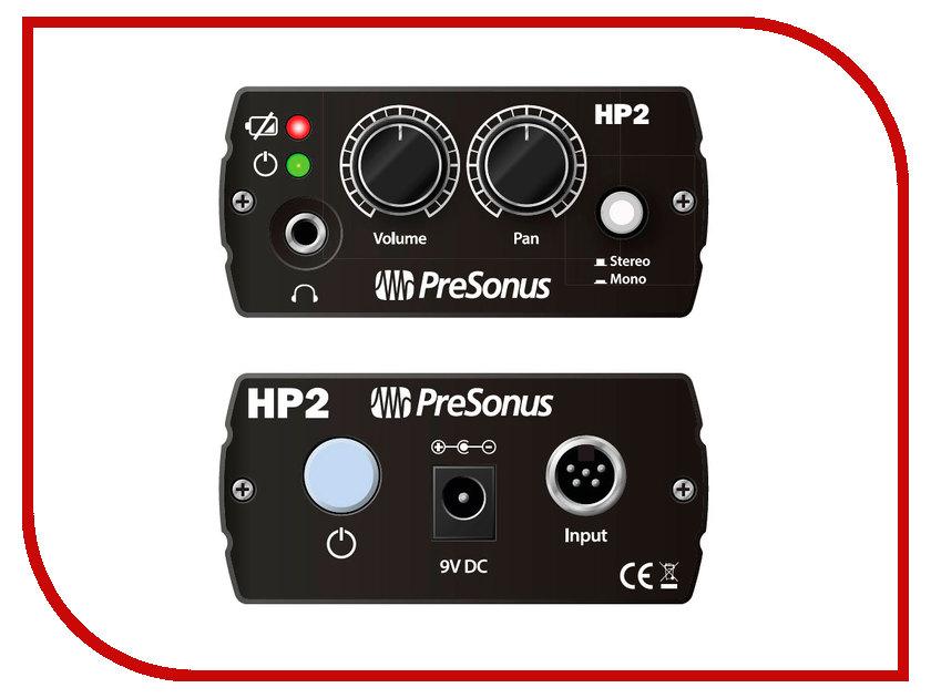 Усилитель для наушников PreSonus HP2