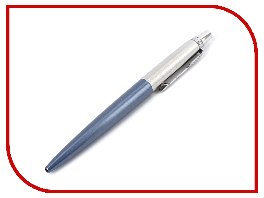 Ручка Parker Jotter Waterloo Blue CT Blue 1953191 parker ручка шариковая jot waterloo blue ct