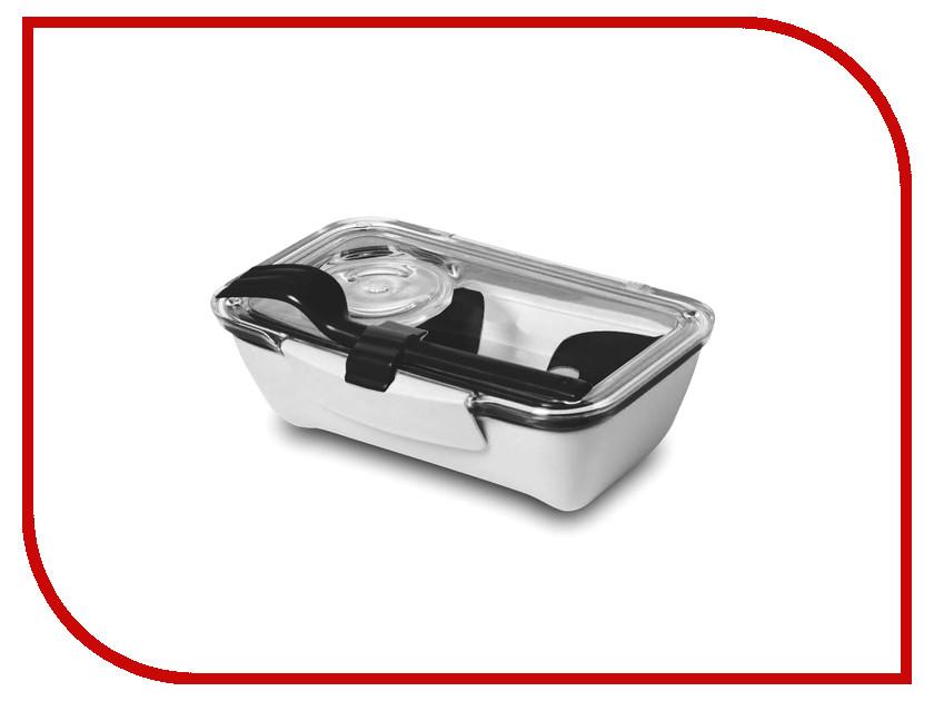 Ланч-бокс Black+Blum Bento Box Black-White BT008