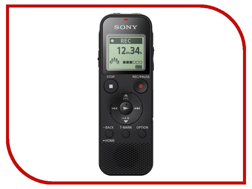 Диктофон Sony ICD-PX470 цифровой диктофон sony icd tx650b 16гб черный