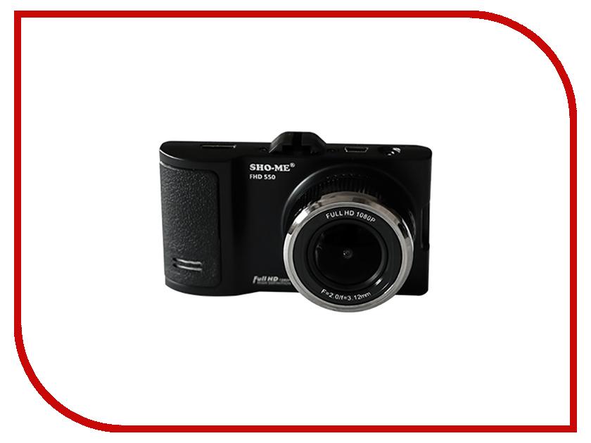 Видеорегистратор Sho-Me FHD 550 цена и фото