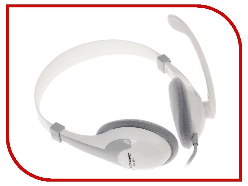 Гарнитура Cosonic CH-5086A-1P Gray