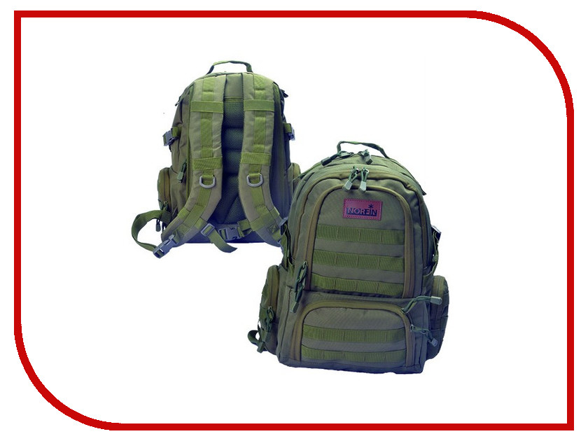 Рюкзак Norfin Tactic 35 NF-40221 рюкзак norfin 4rest 35 nf 40211