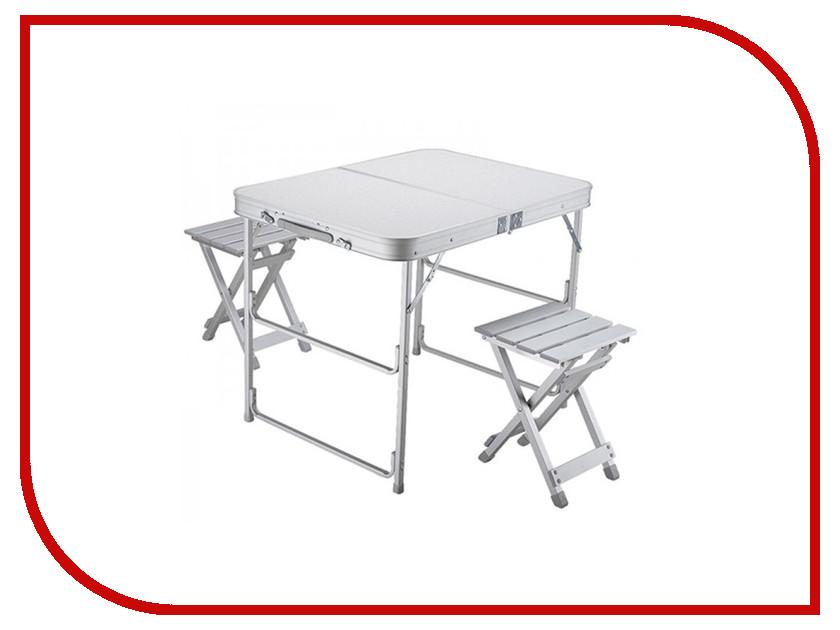 цена на Набор складной мебели Norfin Boren Alu 80x60 NF-20309