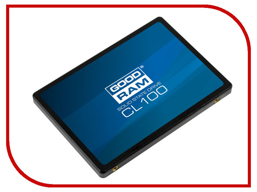 Жесткий диск 120Gb - GoodRAM CL100 SSDPR-CL100-120 звуковая карта asus xonar dx pci ex1