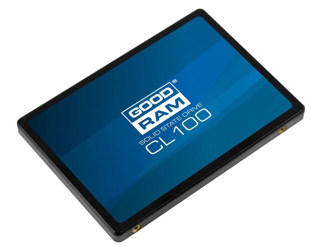 лучшая цена Жесткий диск 240Gb - GoodRAM CL100 SSDPR-CL100-240