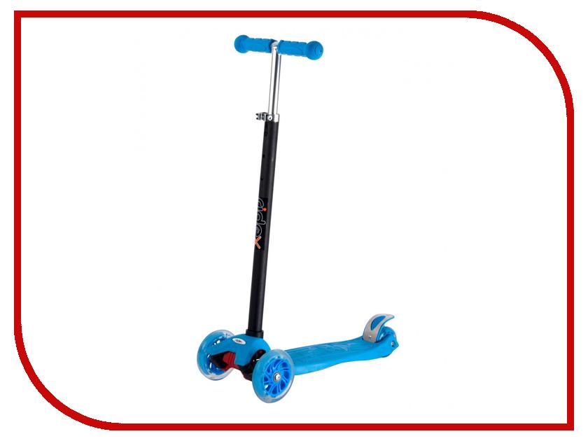 Самокат Ridex 3D Spark 120/80 Blue