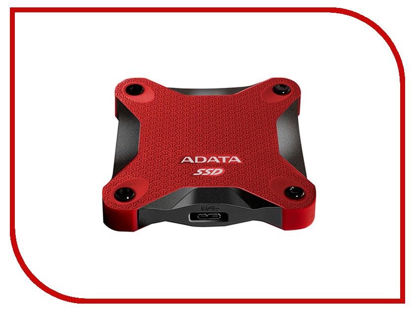 Жесткий диск A-Data SD600 512Gb ASD600-512GU31-CRD