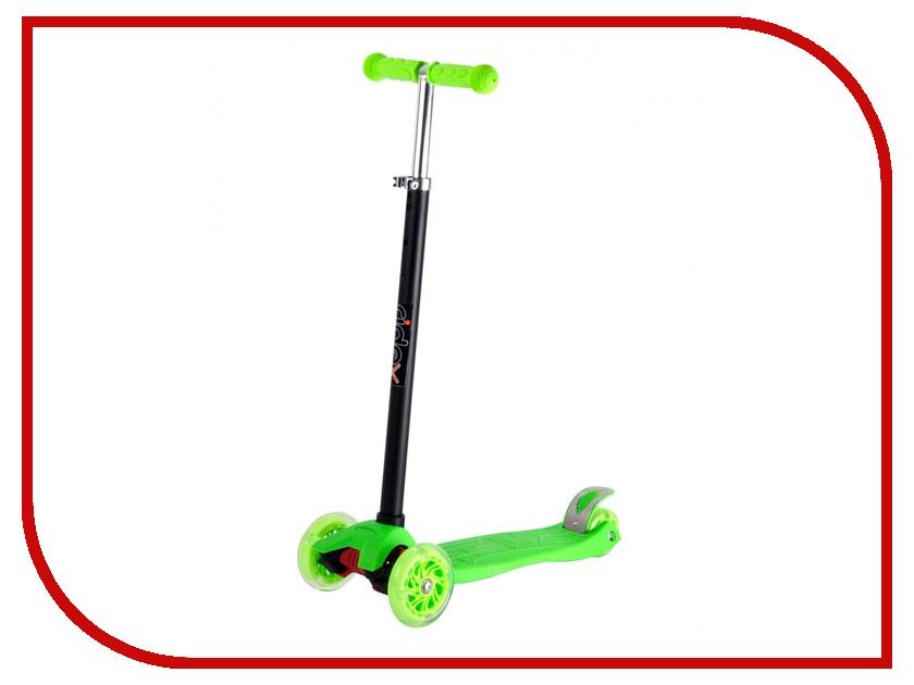Самокат Ridex 3D Spark 120/80 Green