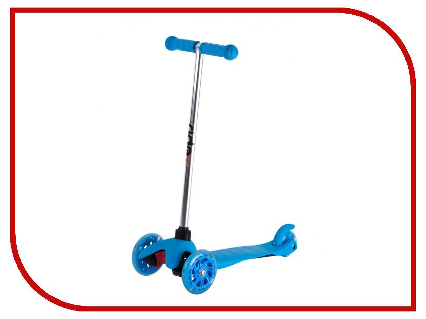 Самокат Ridex 3D Kinder 120/80 Blue самокат ridex drifter 100
