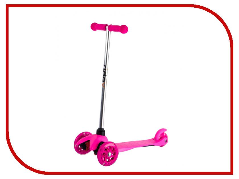 Самокат Ridex 3D Kinder 120/80 Pink
