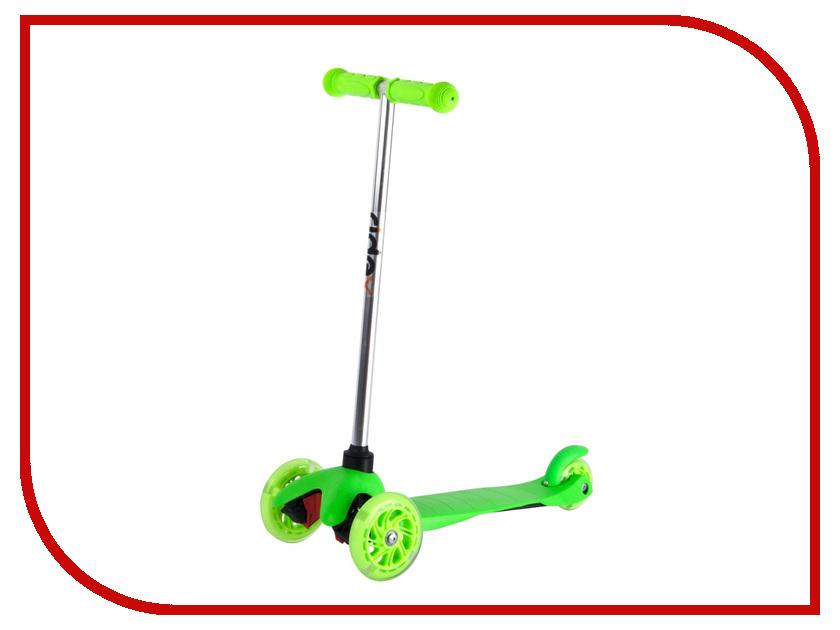 Самокат Ridex 3D Kinder 120/80 Green