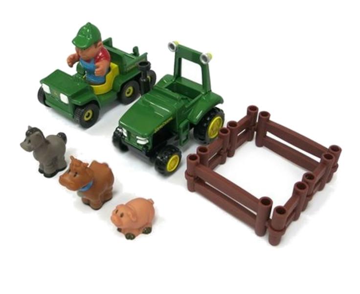 Игровой набор Tomy Фермерские забавы 42944 цена