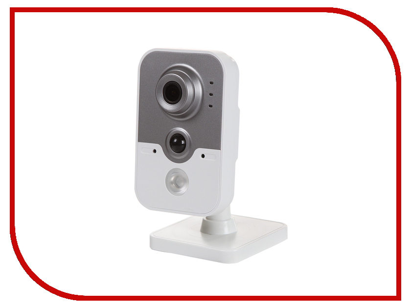 IP камера HikVision DS-2CD2442FWD-IW 2.8mm free shipping ds 2cd2442fwd iw english version 4mp ir cube network cctv security camera mini wifi ip camera poe 10m ir