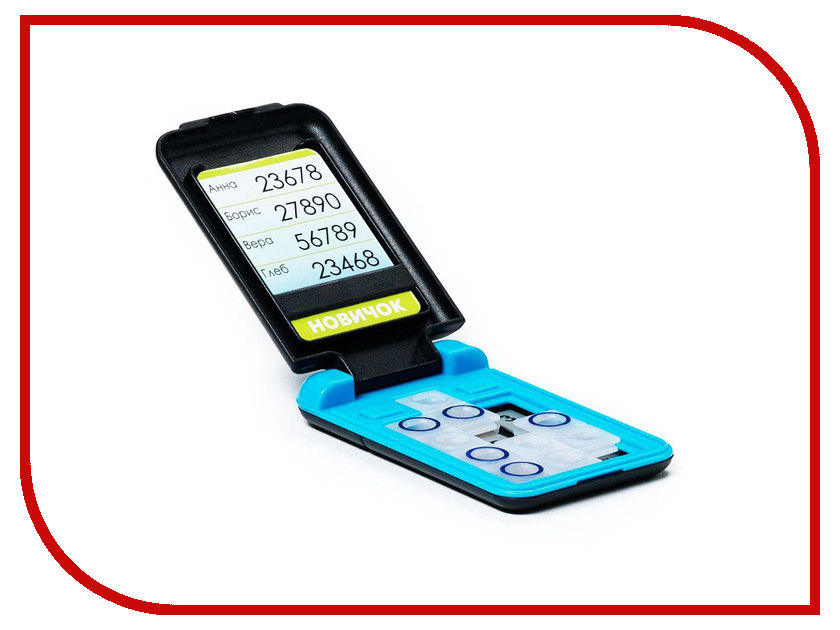 Головоломка Bondibon Смартфон ВВ0843 головоломка bondibon цветовой код bb0352 sg 090 ru