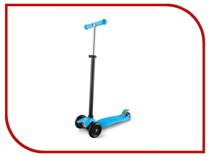 Самокат Sweet Baby Triplex Maxi Blue 378476 прогулочная коляска sweet baby combina tutto сetriolo sweet baby