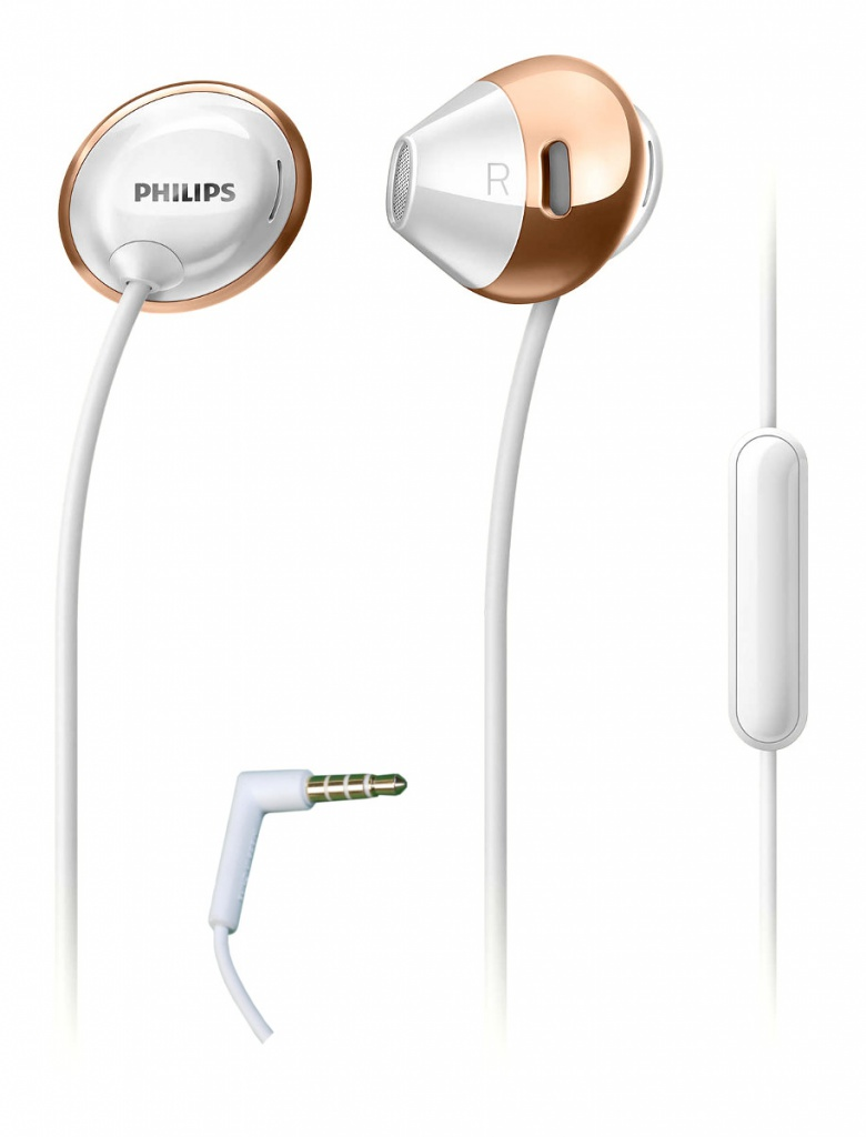 Philips SHE4205 White philips she4205 white