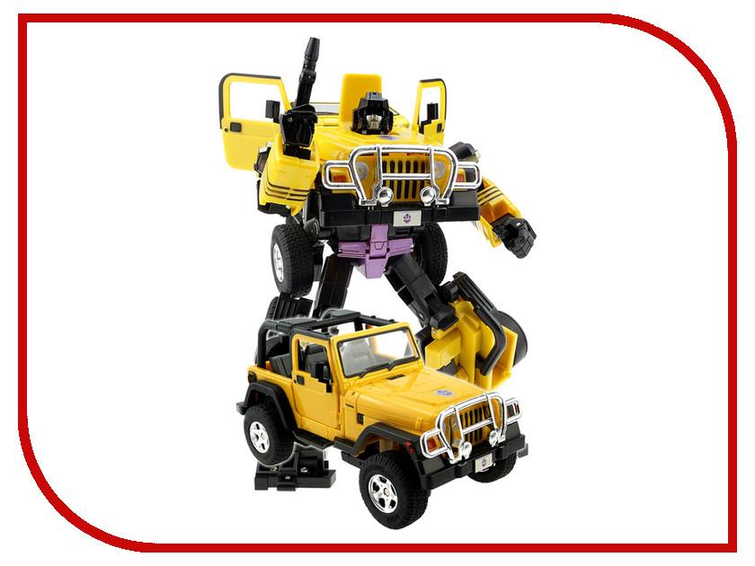 Игрушка Город игр Робот трансформер Джип XXL D636827 город игр робот трансформер вертолет s