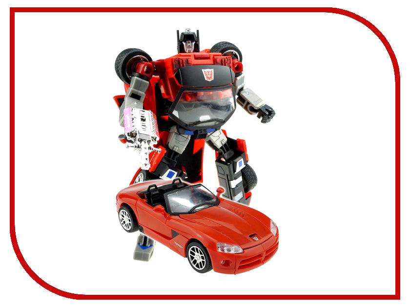 Игрушка Город игр Робот трансформер Кабриолет XXL D636825 город игр робот трансформер вертолет s