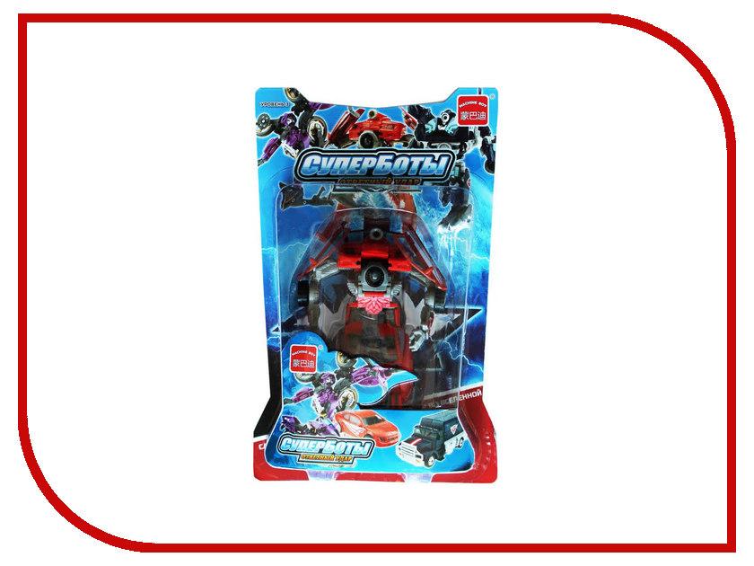 Игрушка Город игр Робот трансформер Спорткар L D484901 спорткар 226327
