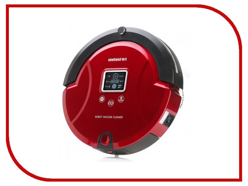 Пылесос-робот SeeBest C 561 Red
