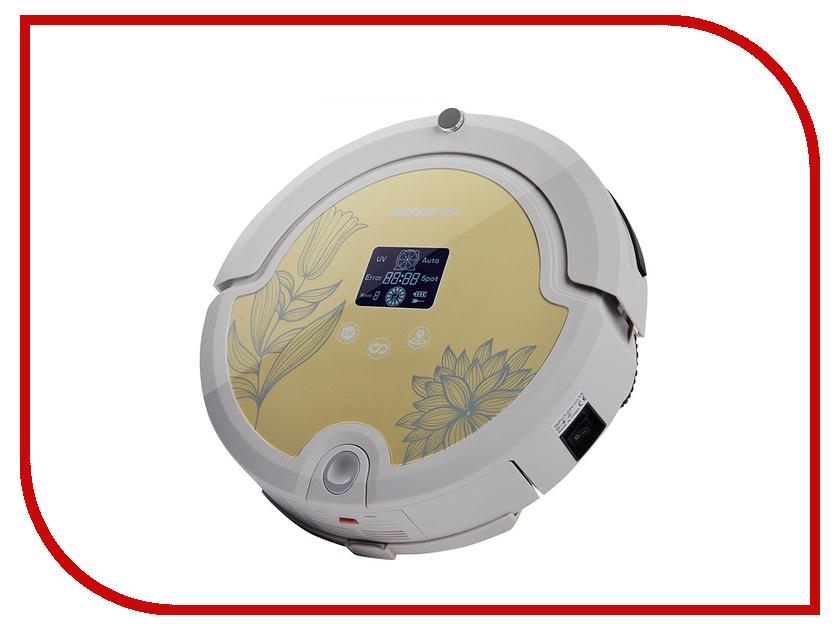 Пылесос-робот SeeBest C 571 Gold tokyobay tokyobay t105 gr