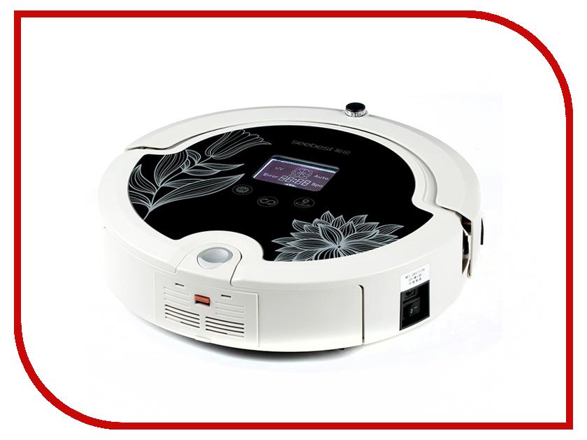 Пылесос-робот SeeBest C 571 Black