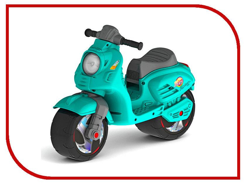 Беговел RT ОР502 Aqua беговел rt ор502 green