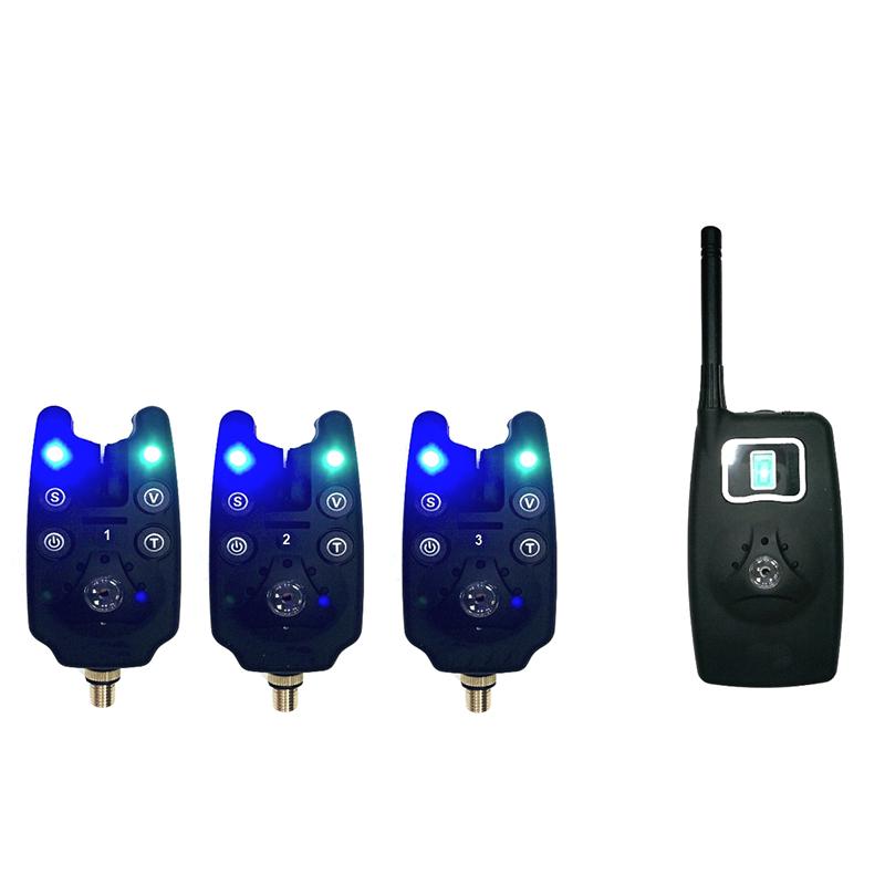 Сигнализатор поклевки Hoxwell HL43 сигнализатор поклевки hoxwell hl50