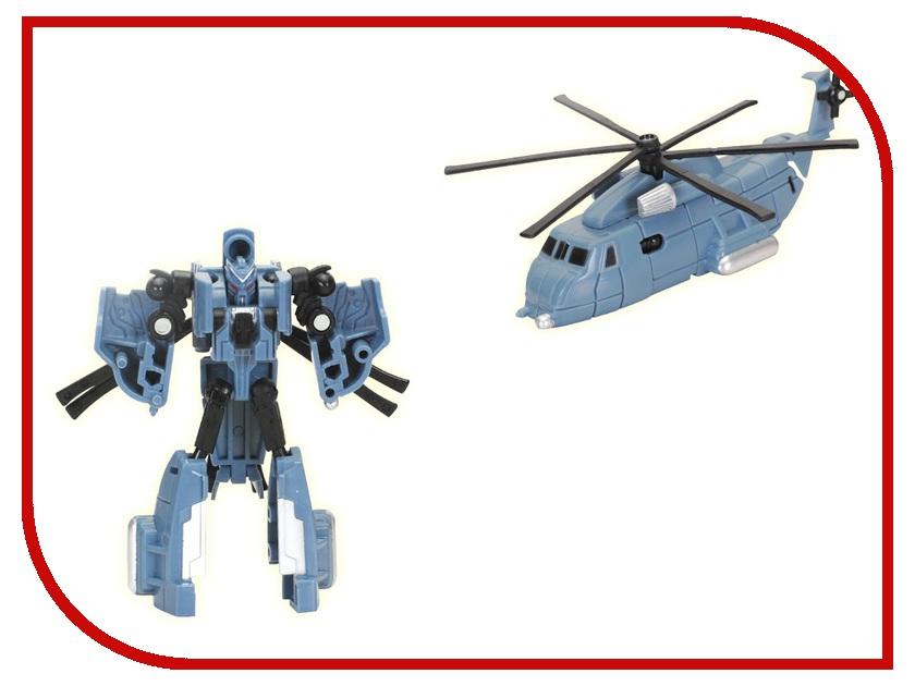 Игрушка Город игр Робот трансформер Вертолет S GI-6412 город игр микс 3шт ba8003