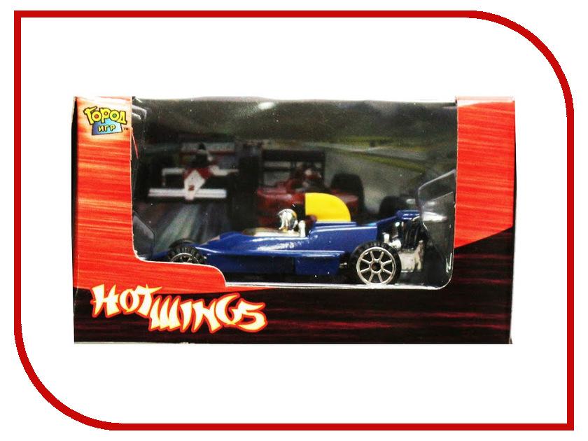 Игрушка Город игр Гоночная машинка GI-6153 город игр машинка гоночная фиксики симка цвет голубой
