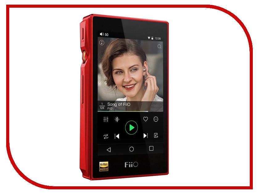Плеер Fiio X5 III Red цена и фото