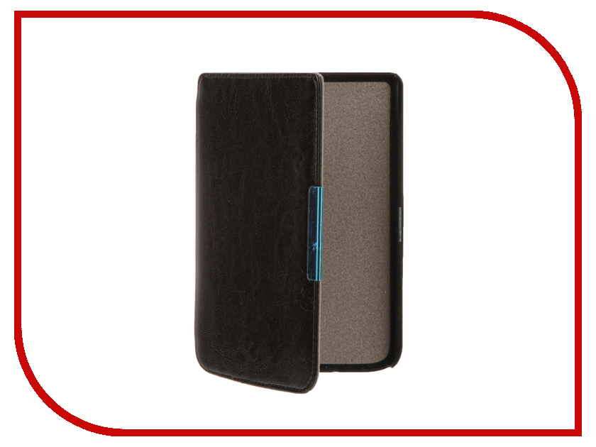 Аксессуар Чехол for PocketBook 626 TehnoRim Slim Black TR-PB626-SL01BL